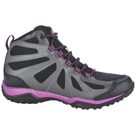 Columbia Peakfreak XCRSN II XCEL Mid Outdry Shoes Women black / intense violet